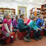 Vyhlášení vítězů soutěže lovci perel v Knihovně Ivana Slavíka Hořovice